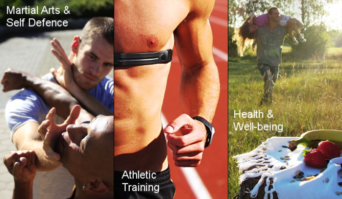PF-Training: Martial Arts & Self Defence, Athletic Training, Health & Well-being